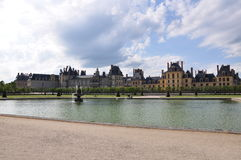 Fontainebleau Royalty Free Stock Photography