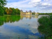 fontainebleau pałac zdjęcie royalty free
