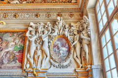Free Fontainebleau Palace . Stock Image - 82321861