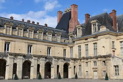 Fontainebleau Royalty Free Stock Images