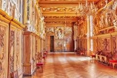 Fontainebleau Palace Stock Image