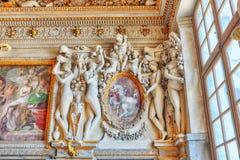 Fontainebleau Palace . Stock Image
