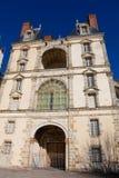 Fontainebleau slott Royaltyfri Bild