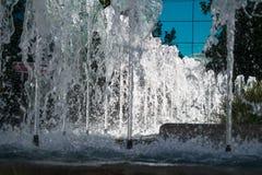 Fontaines à Grenade, Espagne Images libres de droits