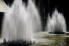 Fontaines à Kiev Image stock