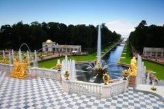 Fontaines Photos stock