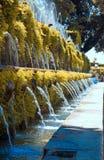 fontaines d'este de d cents villas image stock