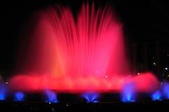 Fontaines de chant Images stock