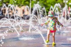 Fontaines de plaza image stock