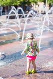Fontaines de plaza photographie stock