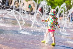 Fontaines de plaza images stock