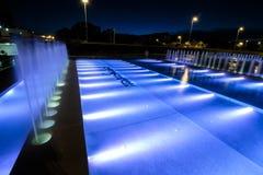 Fontaines de Zagreb image stock