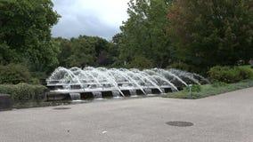 Fontaines en parc