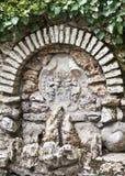 Fontan-голова в парке Стоковое Изображение