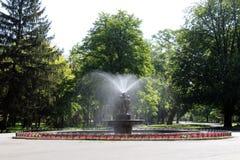 Fontan Стоковая Фотография