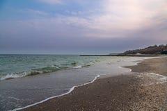 14 fontana海滩 库存图片