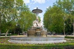 Fontana in Immagine Stock Libera da Diritti
