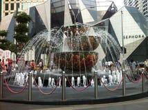 Fontana Fotografia Stock