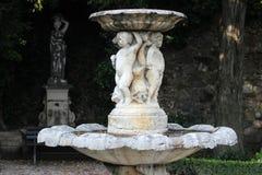 Fontana Fotografie Stock