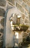Fontana Fotografia Stock Libera da Diritti