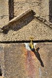 Fontana antica Immagini Stock Libere da Diritti