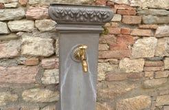Fontana antica Fotografie Stock