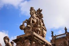 Fontana Bayreuth del Margrave Fotografia Stock Libera da Diritti
