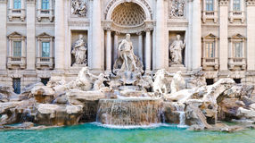 Fontana De Trevi Obrazy Stock