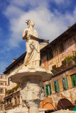 Fontana dei Madonna Verona Royalty Free Stock Photo