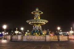 Fontana dei mari Fotografia Stock