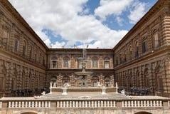 Fontana del Carciofo, Palazzo Pitti, Firenze, Italia Immagine Stock