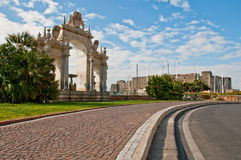 Fontana del Gigante Stock Photos