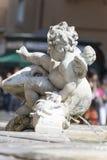 Fontana del Nettuno Stock Photos