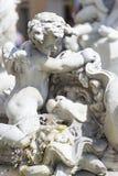 Fontana del Nettuno Royalty Free Stock Photo