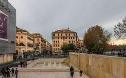 Fontana del Pianto a Roma immagine stock libera da diritti