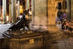 Fontana del Porcellino images stock