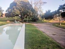 Fontana del Venere in parco Montevideo Uruguay Fotografia Stock