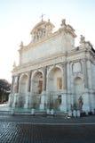 Fontana dell Acqua Paola Stockfotos