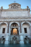 Fontana dell' Acqua Paola Royalty Free Stock Photo