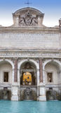 Fontana dell Acqua Paola- Acqua Paola Fountain, Gianicolo, Rome, Italien Arkivfoto