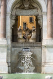 The Fontana dell`Acqua Paola also Royalty Free Stock Photography