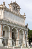 The Fontana dell`Acqua Paola also Stock Image