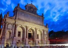 Fontana Dell Acqua Paola royalty free stock photography