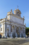 Fontana dell'Acqua Paola, Rome Royalty Free Stock Photo