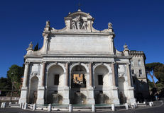 Fontana dell'Acqua Paola, Rome Royalty Free Stock Images