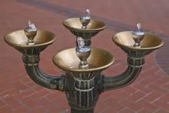 Fontana dell'acqua potabile immagini stock libere da diritti