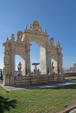 Fontana dell Immacolata Royaltyfria Bilder