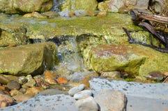Fontana della cascata Fotografia Stock
