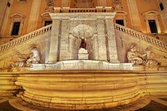 Fontana della Dea Roma Royalty Free Stock Photography
