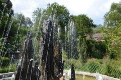 Fontana della montagna Fotografia Stock Libera da Diritti